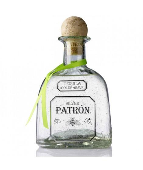 Patrón Silver Tequila 70 cl - 40°