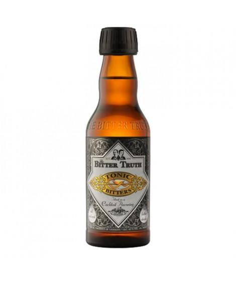 Bitter Truth Tonic Bitter 43% 20cl
