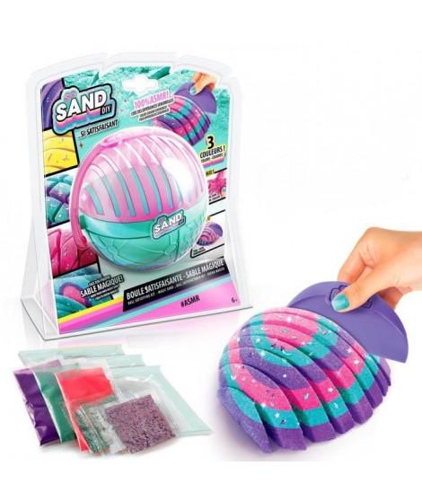 SO DIY - So Sand - Ball Case - Fabrique ton propre sable magique