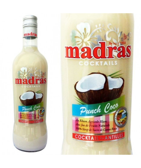 Punch Coco Madras