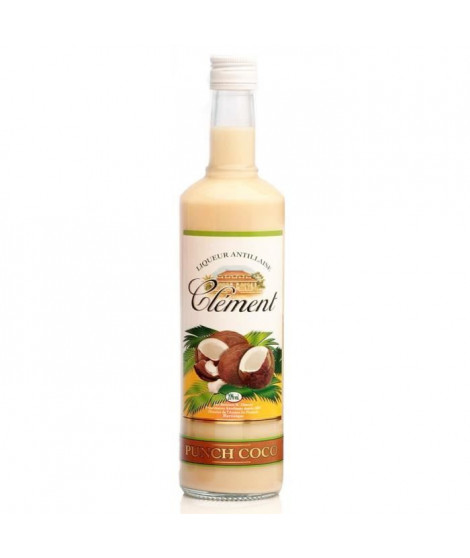 Clement Punch Coco 18° 70cl