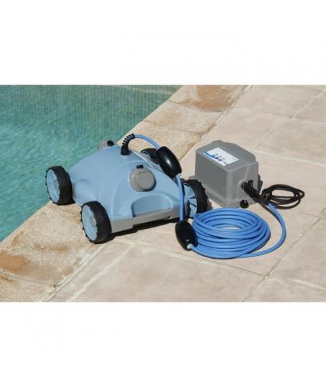 ROBOTCLEAN 2 -Robot électrique nettoyeur de fond de piscine