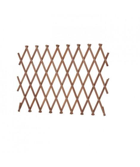 LAMS Treillage bois - 1,80 x 0,90 m - Exotique