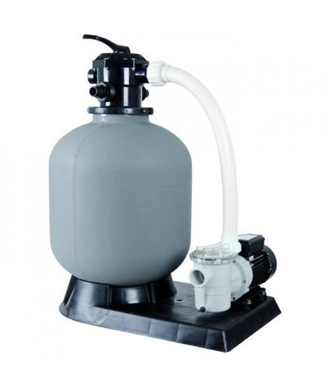 UBBINK Kit de Filtration a sable pour piscine - 6m3/h