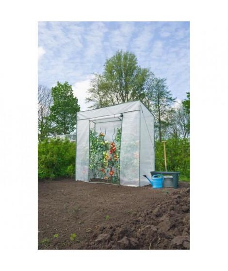 NATURE Serre a tomates - H200 x 198 x 78 cm