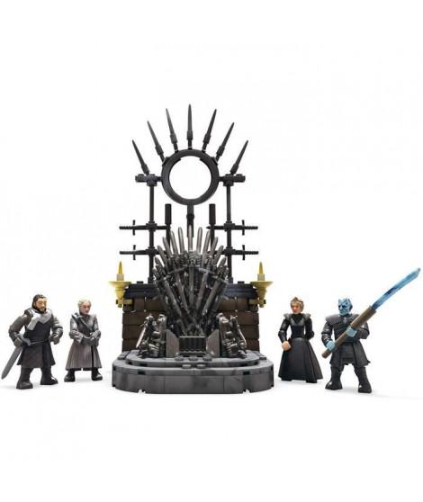 MEGA CONSTRUX Game of Thrones Le Trône de Fer - GKM68 - Briques de construction - 16 ans et +