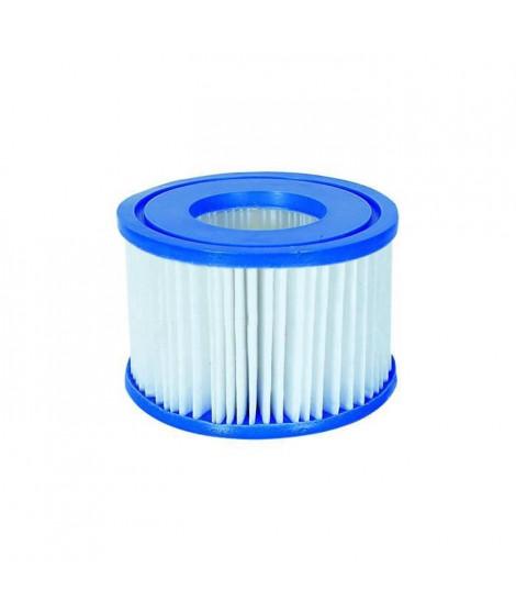 BESTWAY Lot de 2 cartouches Type VI traitement antimicrobien pour spa gonflable Lay-Z-Spa™