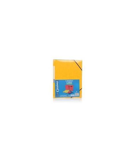 CASINO Chemises 3 rabats a élastique - 24 x 32 cm