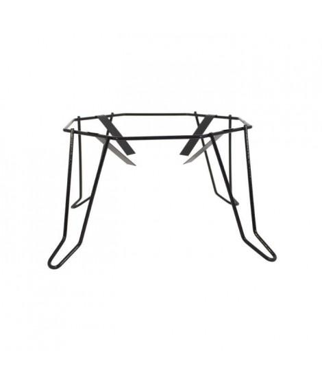 ARTEVASI Stabifleur - Pot de 22 cm - Gris anthracite