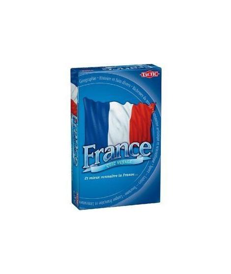 TACTIC - France quiz voyage