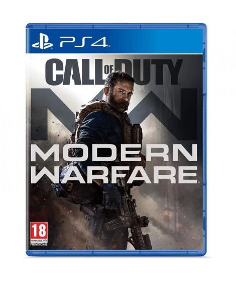 CALL OF DUTY : Modern Warfare Jeu PS4