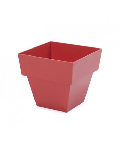 Pot a fleurs 18 Cm Collection LIMITED - Rouge