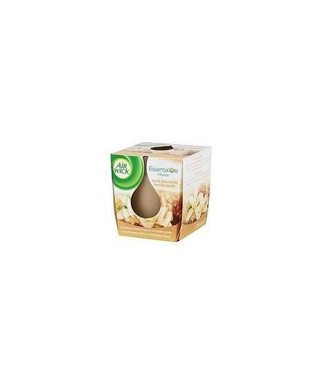 AIR WICK Bougie huile essentiel vanille