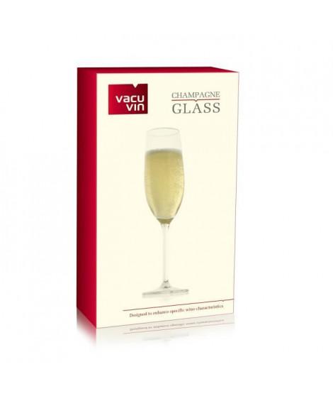 Flûtes a Champagne VACU VIN