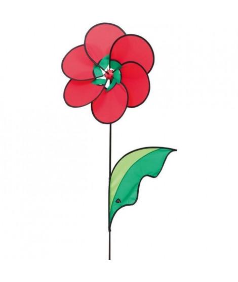 HQ INVENTO Moulin a vent fleur - Flower Popy