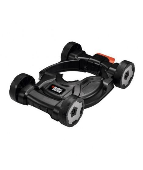BLACK & DECKER Socle de tonte 4 roues 28-30cm CM100