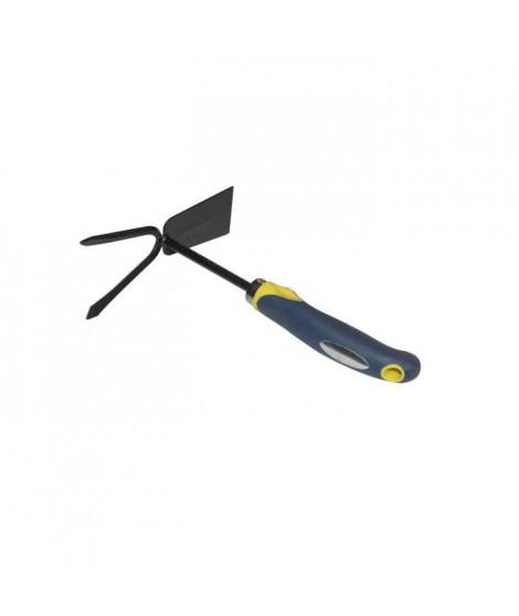 LAMS Serfouette panne et fourche avec manche bi-matiere - L 27 cm