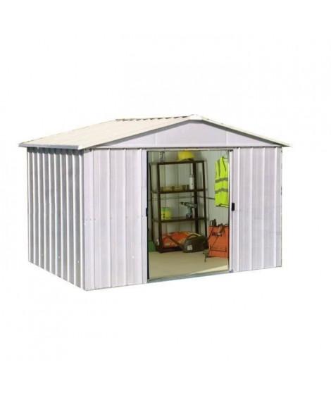 YARDMASTER Abri métal 12 m²
