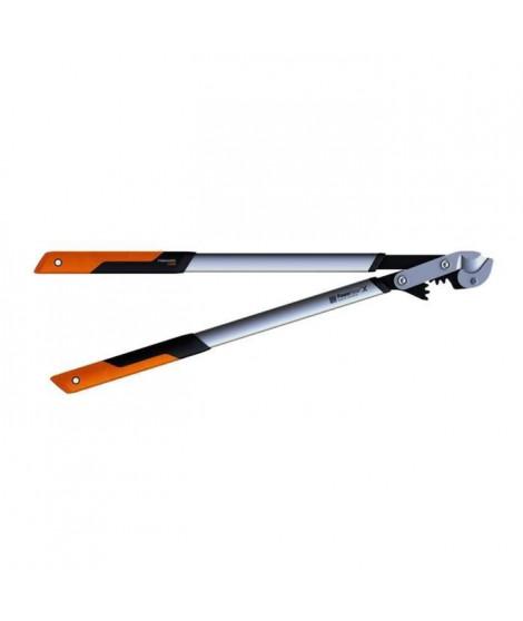 FISKARS Coupe-branches Powergear X™ L a crémaillere et a enclume 80cm Ø 55mm