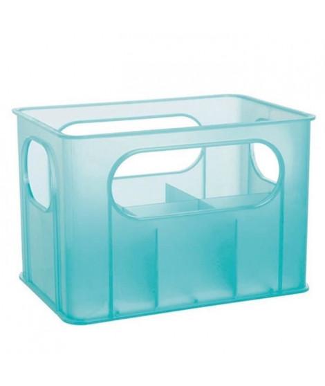 DBB REMOND Porte - biberons pour 6 biberons - Turquoise translucide
