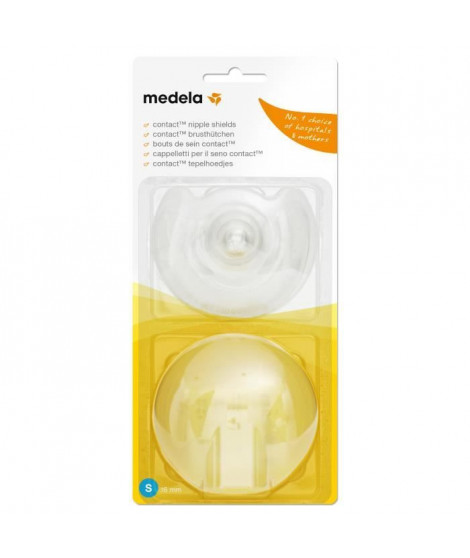 MEDELA Bouts de sein Contact™ Taille S