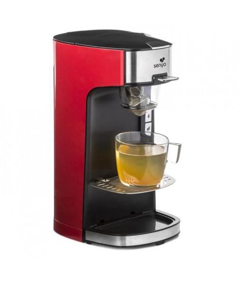 SENYA Théiere électrique SYBF-CM013 Tea Time - Systeme de chauffe rapide - Capacité : 0,55L
