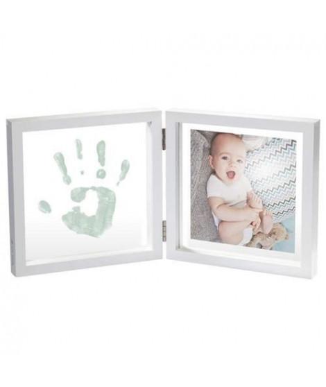 MY BABY STYLE Cadre transparent personnalisable empreinte bébé - Peinture