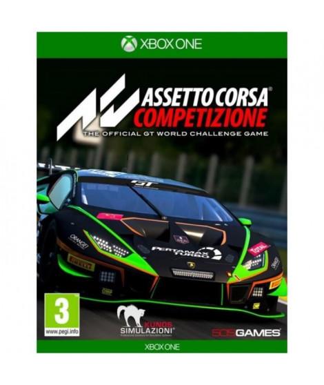 Assetto Corsa Competizione Jeu Xbox One