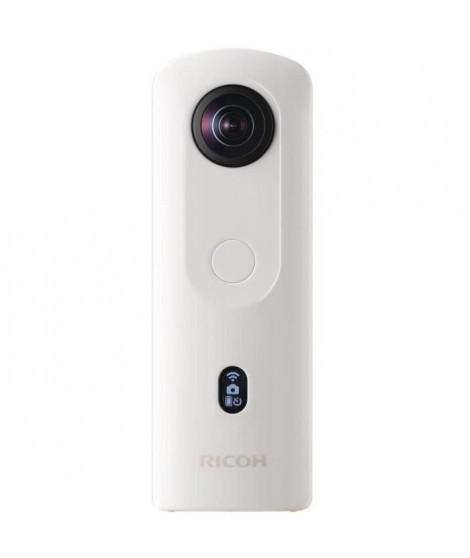 RICOH Caméra 360° 4K THETA SC 2 - Blanc - 14 Mégapixels - Bluetooth