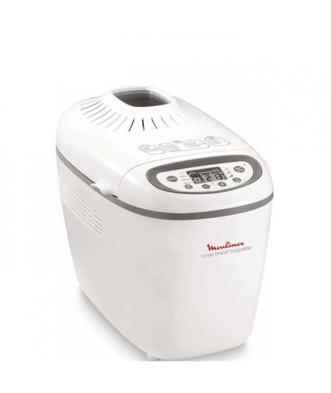 MOULINEX - Home bread baguettes blanche-machine a pain, 1,5kg, baguettes - OW610110