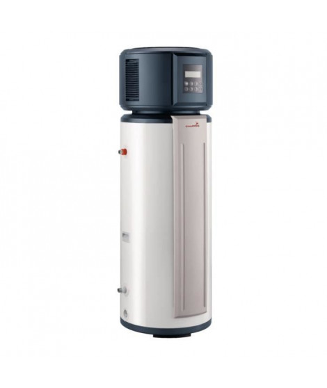 CHAPPEE 180 litres Chauffe-eau thermodynamique  - Ballon d'eau chaude - Economie d'énergie