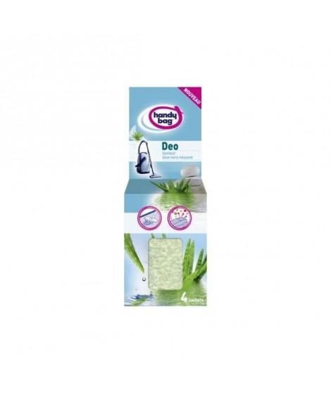 HANDY BAG 2143365 Parfum pour aspirateurs traîneaux Deo perles - Aloe vera relaxant