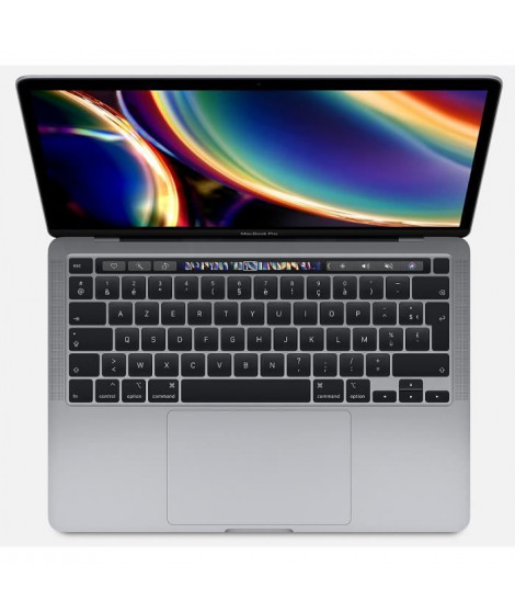 Apple - 13,3 MacBook Pro - 1To - Gris Sidéral