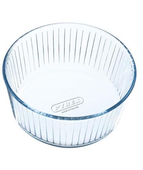 PYREX Moule a soufflé Classic Glassware 21 cm transparent