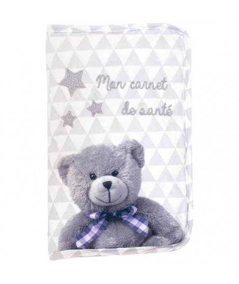 DOMIVA Protege carnet de santé Little Bear