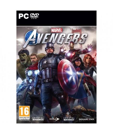 Marvel's Avengers Jeu PC