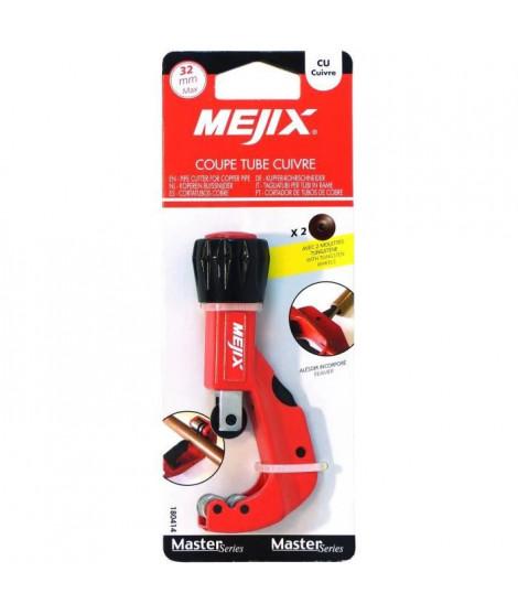 MEJIX Coupe tubes cuivre - Ø 3 a 32 mm