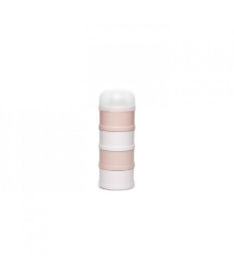 SUAVINEX Doseur de lait 4 compartiments - Rose