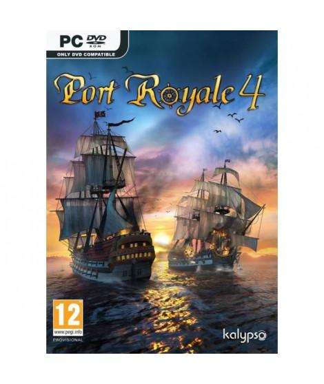 Port Royale Jeu PC