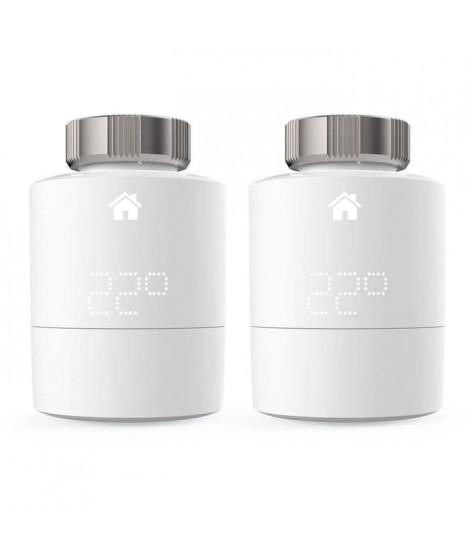 tado° - Tetes Thermostatiques Intelligentes - Duo Pack