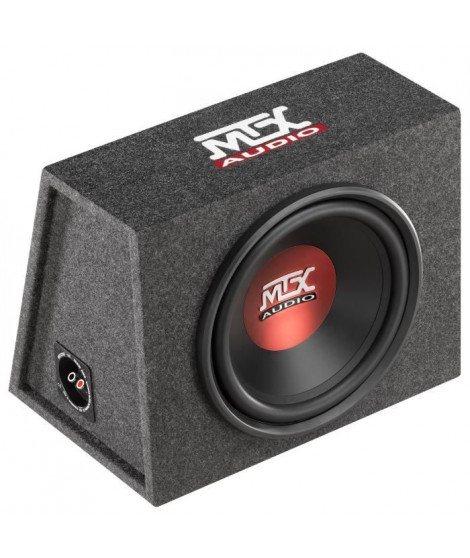 MTX Caisson Clos RTE12AS 30 cm 350 W RMS 1050 W Peak