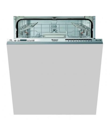 HOTPOINT LTF11M126EU - Lave-vaisselle tout intégrable 14 couverts A++ Induction