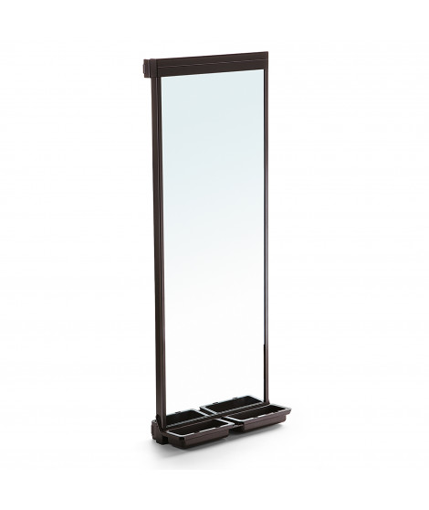 Miroir extractible