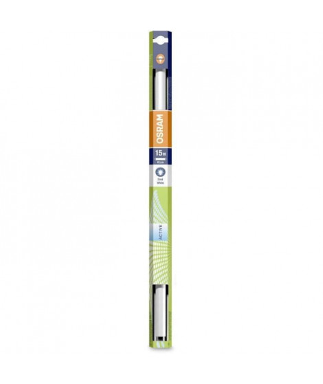 OSRAM Tube fluorescent T8 Active diam26 - 15 W 840