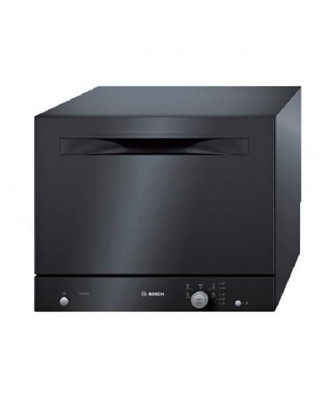 BOSCH SKS51E26EU - Lave-Vaisselle compact 6 couverts A+ Noir