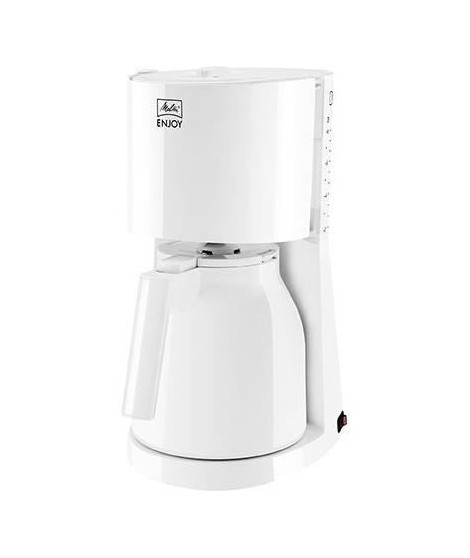 Cafetiere Melitta Enjoy II Therm Blanc 1017-05