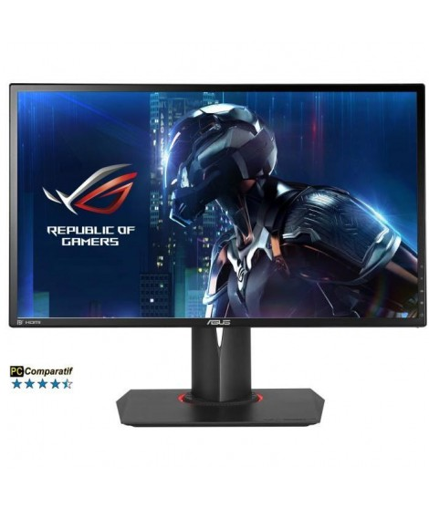 Asus ROG Swift PG248Q, 24'' FHD (1920x1080) Gaming monitor, 1ms, up to 180Hz, DP, HDMI, USB3.0 , G-SYNC