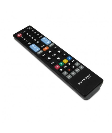 METRONIC Télécommande de remplacement pour télévision SAMSUNG 495340