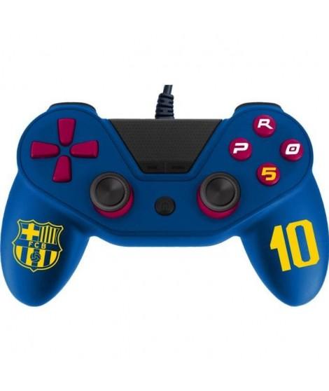 Manette Pro 5 PS4 FC Barcelone
