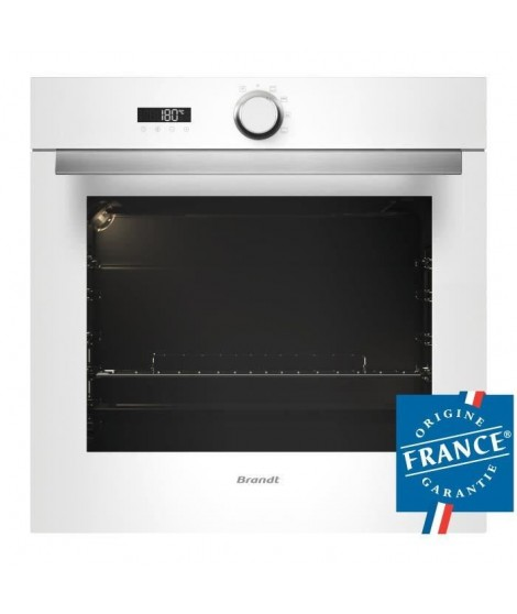 BRANDT BXP5132W - Four a convection naturelle Pyrolyse